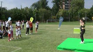 Первым послом федерального проекта Спорт норма жизни стала Евгения Медведева