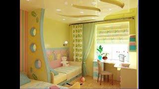 Детская Спальня - дизайн - фото - 2019 / Children's Bedroom photo design