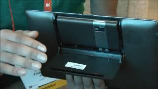 ASUS Padfone Demo: CES 2012
