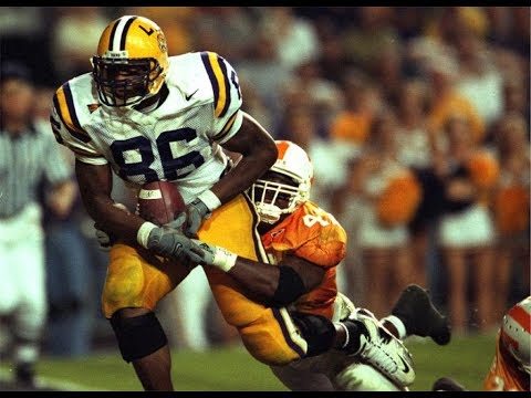 September 30, 2000 - #11 Tennessee vs LSU