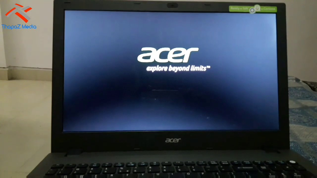 Acer Boot Up problem | Automatic Repair