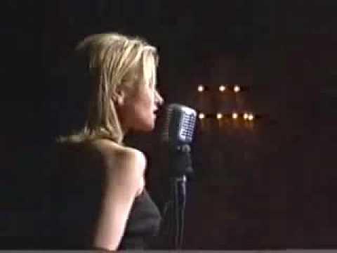 Maureen McCormick sings FEVER