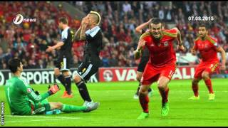 Pasukan Bola Sepak Wales Daki Secara Mengejut Menduduki Ke 9 Dunia