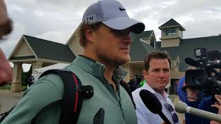Eric Wood speaks about retirement, Richie Incognito