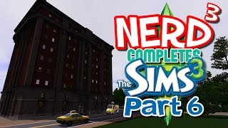 Nerd³ Completes... The Sims 3 - 6 - Dawn of the Final Day(He's Back. Game Link: http://store.steampowered.com/app/47890/ Nerd³ Site: http://nerdcubed.co.uk Nerd³ Patreon: https://www.patreon.com/nerdcubed End ..., 2017-03-08T19:00:04.000Z)
