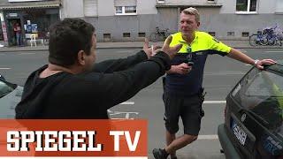 Schuldeneintreiber treffen Fahrrad-Cop (1/2): Der VW Polo