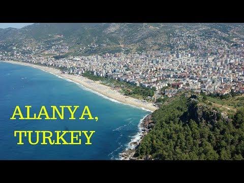 Turkey, Alanya 2018 - 40 Days in Alanya Highlights