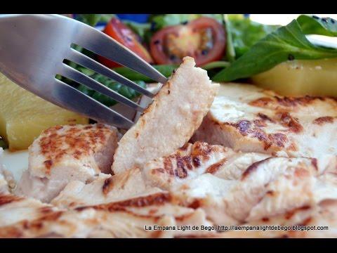 Full download como preparar pavo al horno jugoso y for Como cocinar pechuga de pavo
