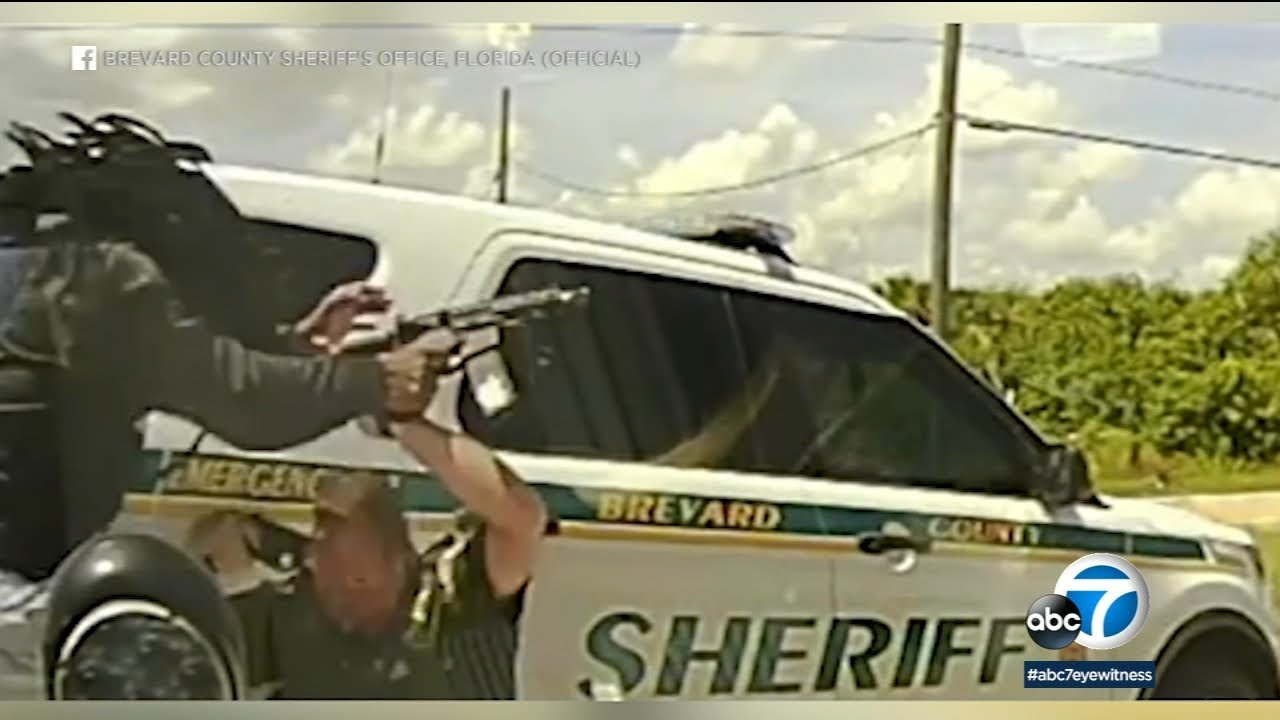 Download Deadly shootout with Florida deputies captured on dashcam | ABC7 Los Angeles