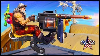 Santa's Been Working Out - Camper Cralin (50 Year Old Gamer) Fortnite Battle Royale