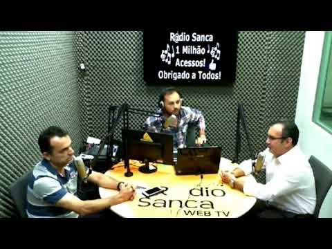 Entrevista do Douglas Marangoni na Radio Sanca