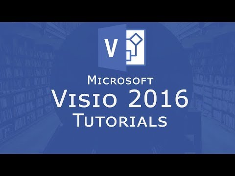 Learn MS VISIO 2016 to Make Professional Diagrams like Business