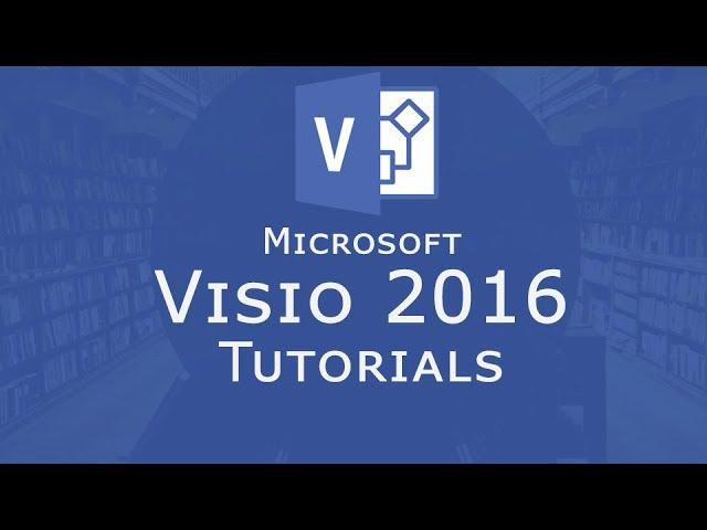 Learn MS VISIO - Make professional Diagrams