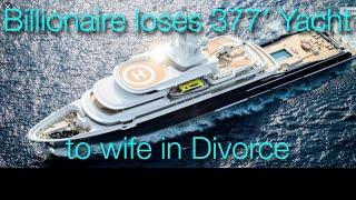 MY LUNA Billionaires Yacht  Film