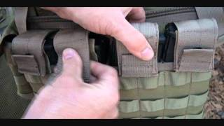 BDS Tactical Chest Rig