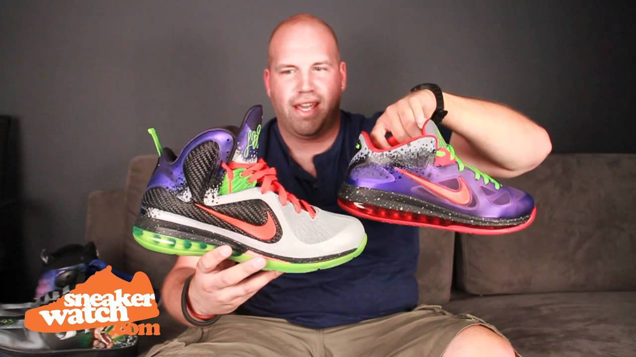acfb6aa3fdc4 Mache Customs Gives Us A Detailed Look At His Creations (Sneaker Watch) -  YouTube