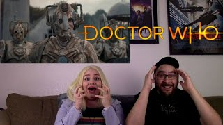 Doctor Who 12x9 ASCENSION OF THE CYBERMEN - Reaction / Review