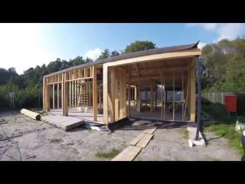 Zelf Huis Bouwen : Zelf duurzaam huis bouwen binnen kijken youtube