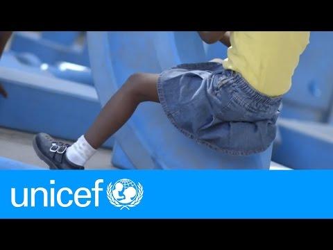 Building blocks for a better future in Haiti | UNICEF