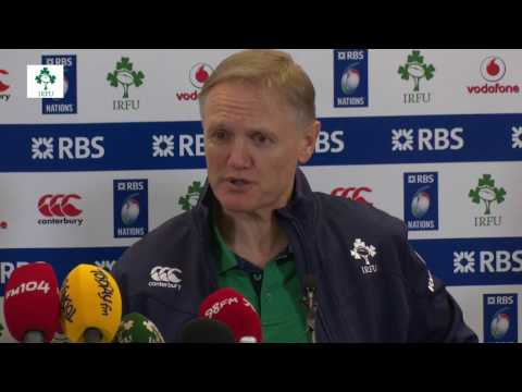 Irish Rugby TV: Ireland v England Post-Match Press Conference