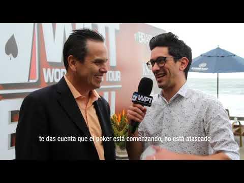 WPT Brasil - Interview with Matt Savage (Part 1 of 2)