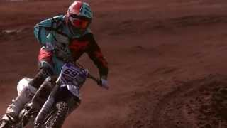 M.A.D Motocross Riding Tips - High Speed Braking Bumps