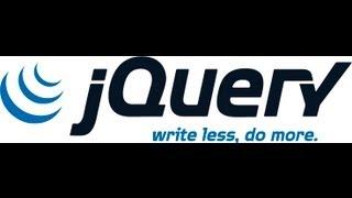 jQuery и Drupal урок 2 Селекторы, эффекты