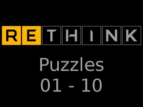 ReThink Puzzles 01 - 10