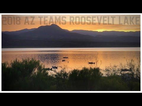 Roosevelt Lake - AZ Team Championship | WWBT Ep. 6 2018