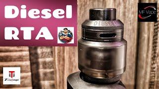 Diesel RTA {An AmbitionZ VapeR Project} & Timesvape