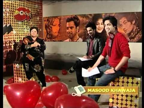 Shazia Manzoor on Boom On Live Atv