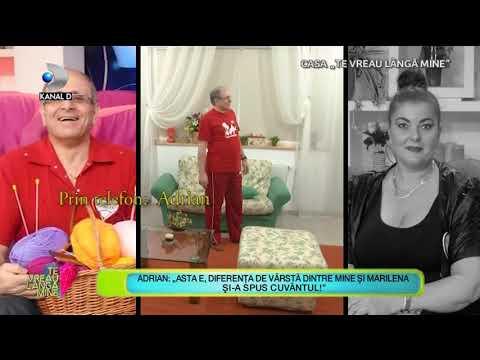 Te vreau langa mine! (18.01.2018) - Marilena si Adrian s-au despartit! Partea III