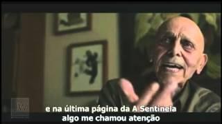Linda História de Um Idoso Testemunha de Jeová