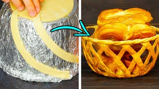 45 INCREDIBLE PASTRY RECIPES