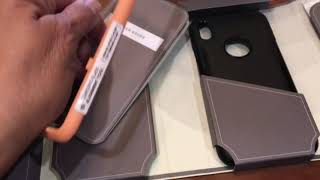 SaharaCase Protection Kit iPhone X Case
