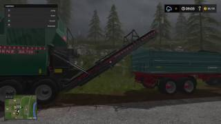 Farming Simulator 2017 Forestry tip.
