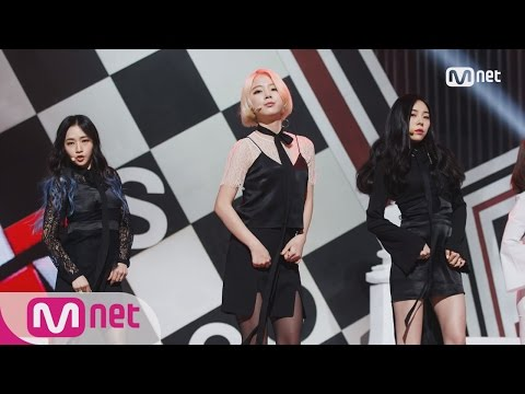 Ladies' Code - Galaxy Comeback Stage M COUNTDOWN 160225 EP.462
