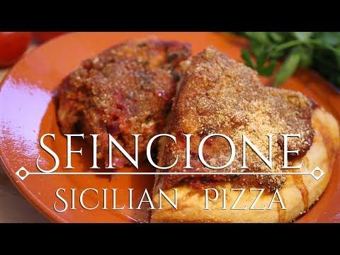 Sicilian Pizza | Original Italian Recipe