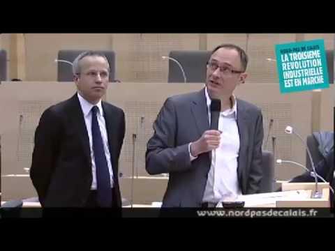 Groupe Energies Renouvelables - Troisième Révolution Industrielle - NPDC - Séminaire Exécutif