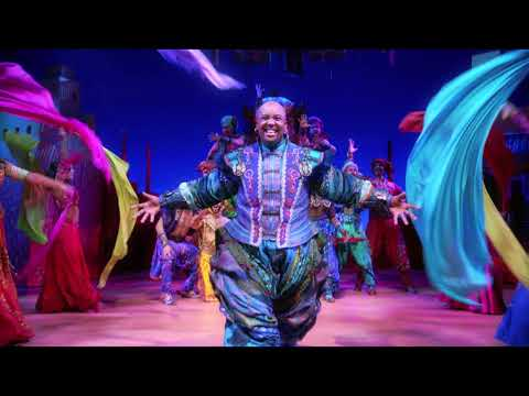 Broadway in New Orleans: Aladdin