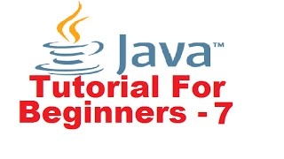 Java Tutorial For Beginners 7 - Increment Operator and Assignment Operator