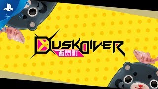 Dusk Diver - Gameplay Trailer | PS4