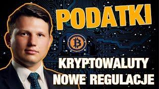 """""""Opodatkowanie kryptowalut w oparciu o niedawno wprowadzone regulacje"""" - Sławomir Mentzen"""