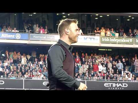 Take That - Fields Of Athenry - Croke Park Dublin - Saturday 18/06/11