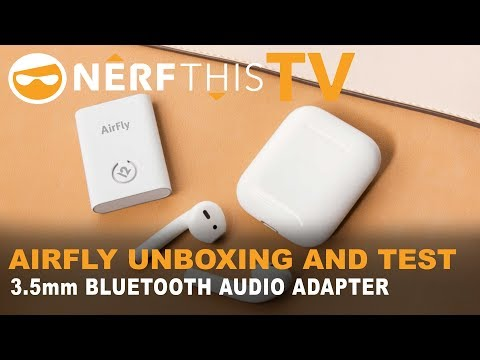 TWELVESOUTH AIRFLY | UNBOXING AND TEST | What does it do?