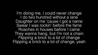 Londynn B.- Things I Can't Change Lyrics