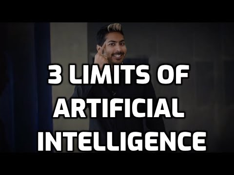 3 Limits of Artificial Intelligence