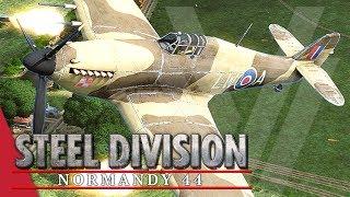 1st Pancerna Steel Division Normandy 44 Gameplay 1 Pegasus Bridge, 4v4
