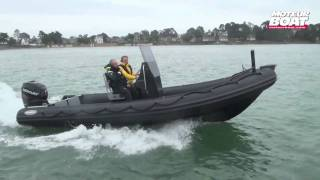 NORTHSTAR 720 OP - Essai moteurboat.com