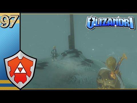 The Legend Of Zelda: Breath Of The Wild - Snowshielding, Frost Talus, Hidden Shrine - Episode 97